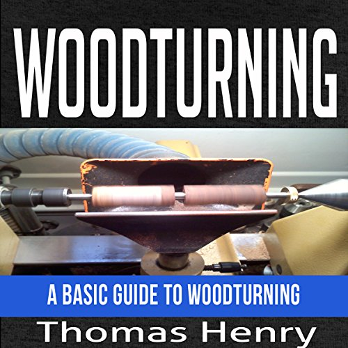 Woodturning audiobook cover art