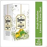 Typhoo Fruit Infusion Tea - Lemon & Lime Zest, 25 Bags