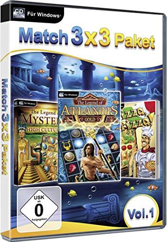 3 Gewinnt Paket Vol. 1 Match Game Windows 10 / 8.1 / 7 / Vista