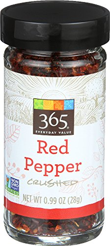 365 by WFM, Pepper Red Crushed, 0.99 Ounce