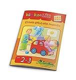 CreativaMente LKB-L18 - Libro Gioco il Mio Piccolo Mondo