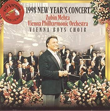 Neujahrskonzert / New Year's Concert 1998