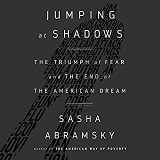 Jumping at Shadows audiobook cover art