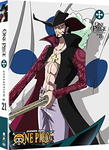 One Piece: Collection 21 (4 Dvd) [Edizione: Stati Uniti] [Italia]
