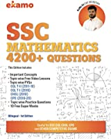 SSC Mathematics 4200+ Questions Topic wise   BiLingual   RaMo Sir (SSC CGL MAINS 2011-2019) (SSC CGL CHSL Tier 1 2019)...
