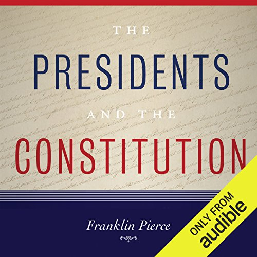 Franklin Pierce audiobook cover art