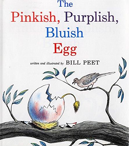 The Pinkish, Purplish, Bluish Egg (Sandpiper Books)