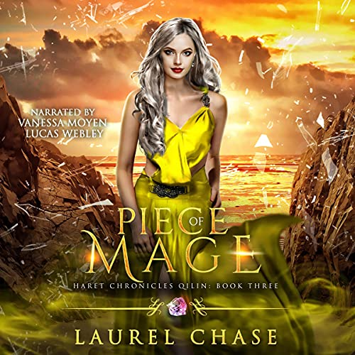 Piece of Mage Audiobook By Laurel Chase cover art