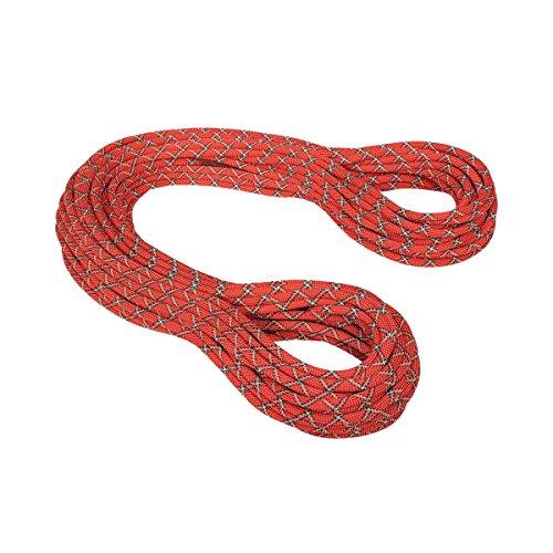 Mammut 10.2 Gravity Protect - Cuerdas, Unisex Adulto, Rojo(Protect Standard Fire-Emerald)