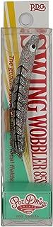 POZIDRIVEGARAGE(ポジドライブガレージ) ジグミノー スウィングウォブラー 85S 85mm 12g シラス #13 ルアー