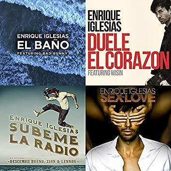 Enrique Iglesias: grandes éxitos