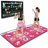 CHZHENG Thickened Wireless TV Computer Dual-use Somatosensory Double Game Dance Mat