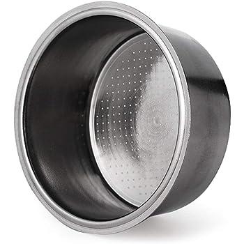 Marrone 67051395 testa girevole FILTRO FILTRO caffè filtro in metallo//grigio per macchina da caffè