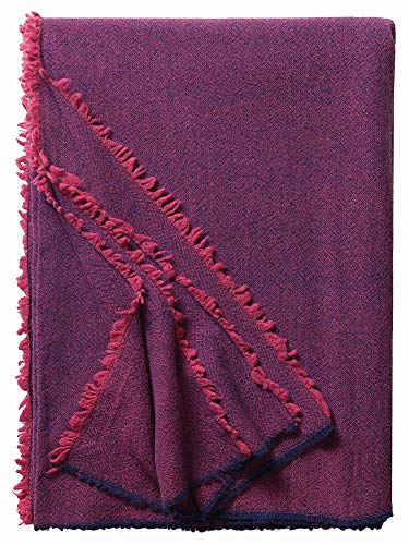 Eagle Products Vegas Wohndecke l Größe 140x215 cm l Farbe 103 Pink
