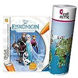 tiptoi Ravensburger Buch Die Eiskönigin - Völlig unverfroren Frozen ELSA + Kinder Wimmel-Weltkarte...