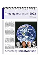 Theologie-Kalender 2022: Schoepfungsverantwortung. Wochenkalender