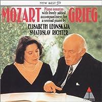 Mozart:Piano Sonatas(Arranged By Grieg) (2004-01-21)