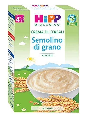 Hipp Organic Semolina Wheat Instant 200g