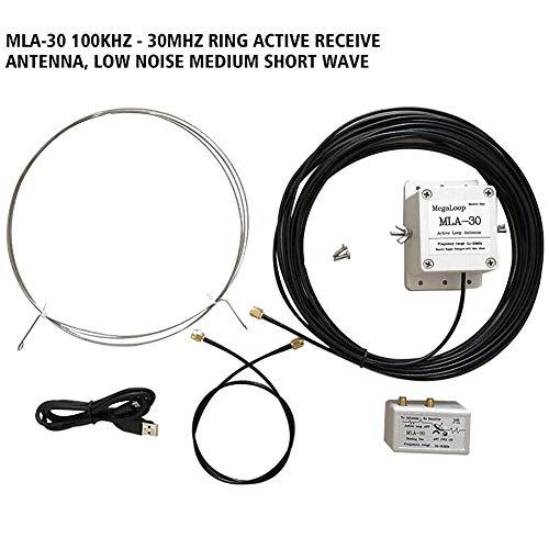 vap26 MLA 30 Loop Antenne 100 kHz-30 MHz Ring Actieve Ontvang Antenne Medium Shortwave