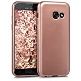 kwmobile TPU Case Compatible with Samsung Galaxy A3 (2017)