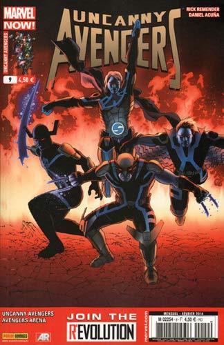 Uncanny Avengers n° 9