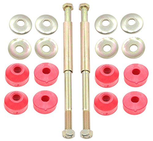 ACDelco Advantage 46G0032A Front Suspension Stabilizer Bar Link Kit with...