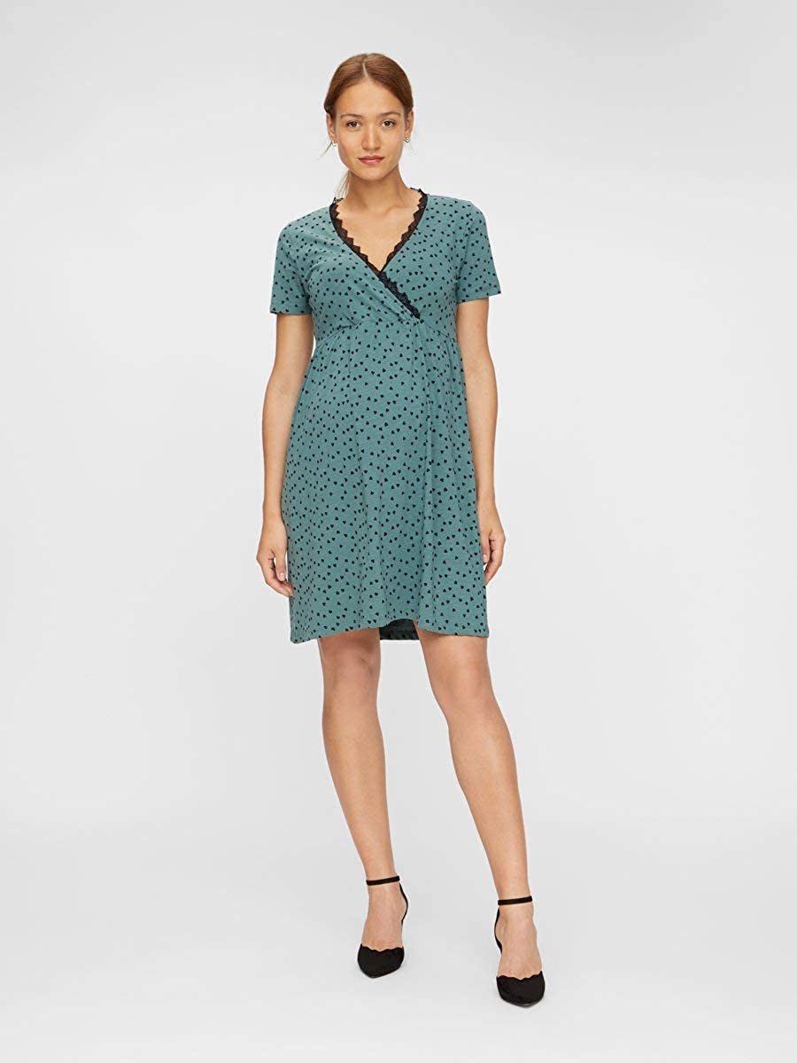 MAMALICIOUS Camisa de Noche para Mujer