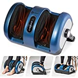 Lifepro Foot and Calf Massager - Shiatsu Foot Massager for Foot Pain Relief, Foot Massager Machine for Heat Therapy - Relieve Foot Discomforts from Plantar Fasciitis