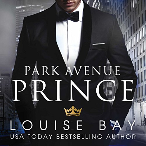Park Avenue Prince audiobook cover art