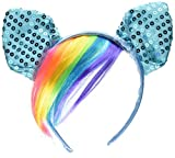 amscan Deluxe Headband | My Little Pony Friendship Collection | Party Accessory | 4 Ct.