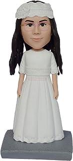 Art doll for girl collezione ooak in miniatura bambola in argilla polimerica statuina fatta a mano Regalo per halloween id...