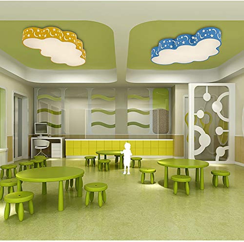 Badezimmer Wolken Geformte Schlafzimmerlampe 30 Watt R7S Deckenleuchte Kreative Kinderzimmer Led Deckenleuchten Wohnzimmer Jungen Schützen Augen Lichter,Weiß,A