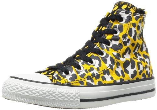 Converse Chuck Taylor All Star Animal Print Hi 140920C Turnschuhe Chucks Leopard, Schuhgröße:36 EU, Farbe:Leopard