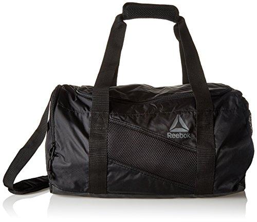 Reebok Act Enh Grip 32l Sporttasche, 25 cm, 32 liters, Schwarz (Negro)