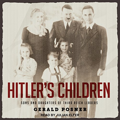 Hitler's Children audiobook cover art