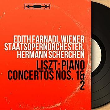 Liszt: Piano Concertos Nos. 1 & 2 (Mono Version)