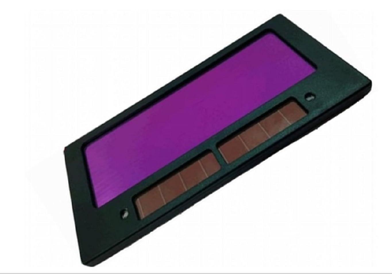 他にサンダーエレベーター溶接面 の グレードアップ 液晶式 自動遮光 交換レンズ 太陽電池
