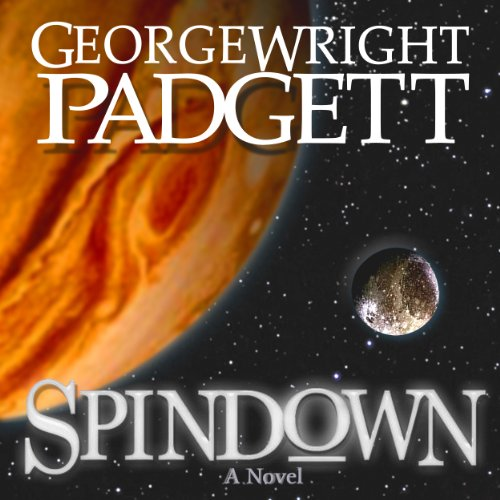 Spindown audiobook cover art