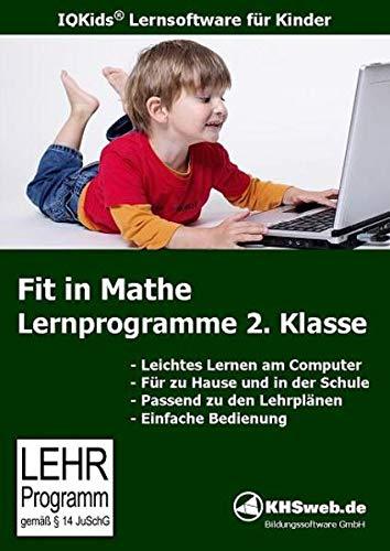 Fit in Mathe - Lernprogramme 2. Klasse
