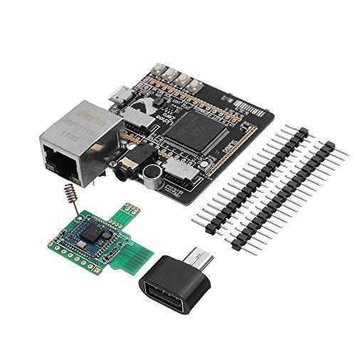 weichuang Elektronisches Zubehör ZeroW 1GHz Cortex-A7 512Mbit DDR Entwicklungsplatine Mini PC + WIFI Modul Elektronisches Zubehör Elektronisches Zubehör