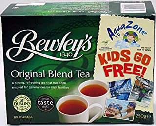 Bewley's Original Blend Tea Bags 80's by Bewley's Tea of Ireland
