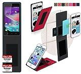 Hülle für Wiko Rainbow Lite Tasche Cover Case Bumper |