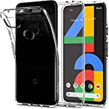 Spigen Liquid Crystal Designed for Google Pixel 4a Case (2020) [NOT Compatible with Pixel 4a 5G] - Crystal Clear