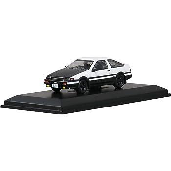 Kyosho 1:64 Initial D Movie Edition Toyota Trueno AE86 K07057A5 White//Black Car