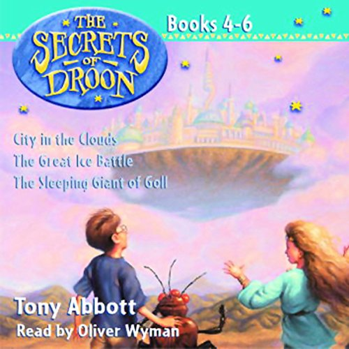 The Secrets of Droon, Books 4-6 audiobook cover art