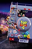 Erik® Disney Poster 61x91,5 cm - Toy Story 4 to Infinity