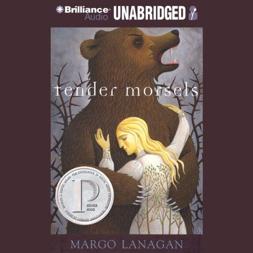 Tender Morsels  audiobook cover art