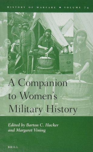 A Companion to Women's Military History (History of Warfare, Band 74)