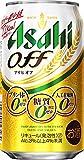 【プリン体ゼロ・糖質ゼロ カロリー最少級】アサヒオフ [ ビール 350ml×24本 ]