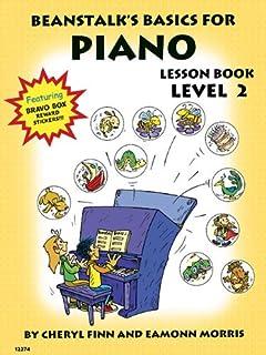 Beanstalk's Basics for Piano: Lesson Book Book 2